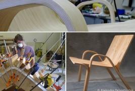 Ramified armchair - thumbnail_2