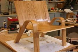 Ramified armchair - thumbnail_3