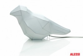 Bird lamp by Alessi - thumbnail_3