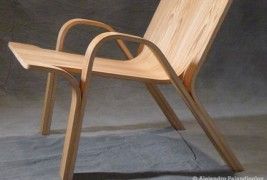 Ramified armchair - thumbnail_5