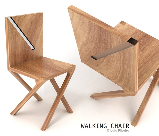 Walking chair | Image courtesy of Luis Ribeiro