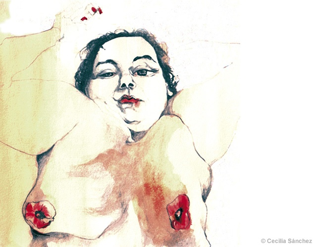 Desnuda by Cecilia Sanchez | Image courtesy of Cecilia Sanchez