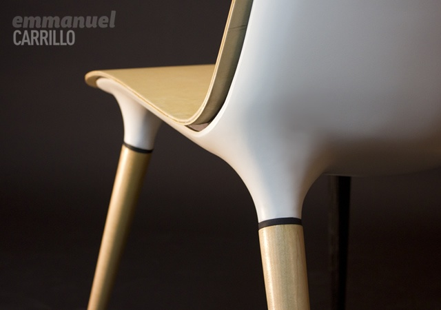 Tres chair | Image courtesy of Emmanuel Carrillo