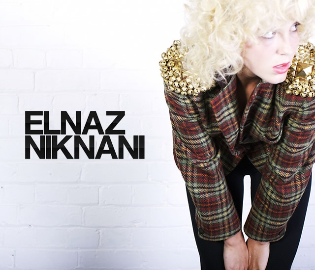 Elnaz Niknani collection 2012
