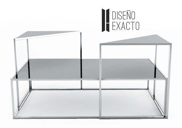 Tavolo Geo | Image courtesy of Diseno Exacto