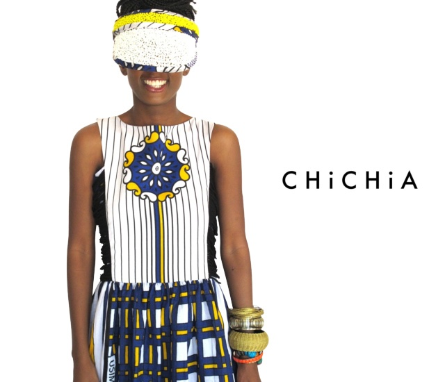 Chichia spring/summer 2012 | Image courtesy of Chichia