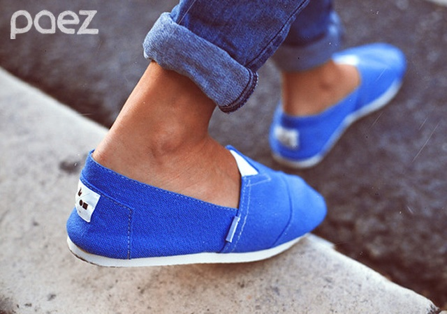 Scarpe Paez primavera/estate 2012 | Image courtesy of Paez