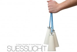Suesslicht lamp
