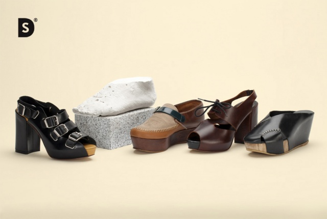 Deux Souliers primavera/estate 2012 | Image courtesy of Deux Souliers