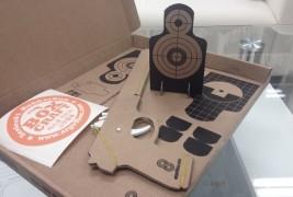 BoxCraft Rubber gun - thumbnail_1