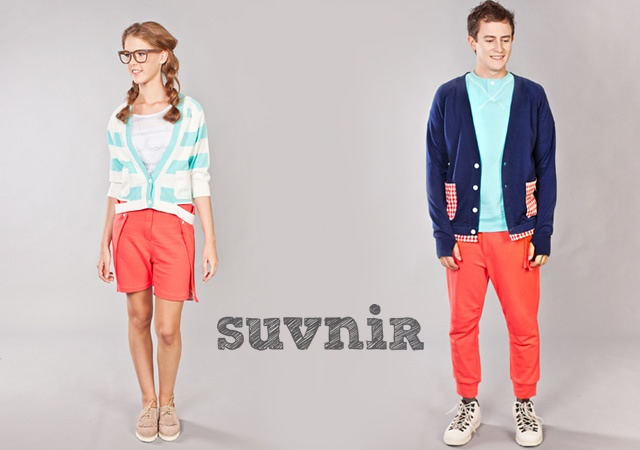 Suvnir spring/summer 2012 | Image courtesy of Suvnir