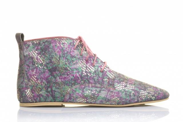 Aleksandra Sychowicz handmde shoes | Image courtesy of Aleksandra Sychowicz
