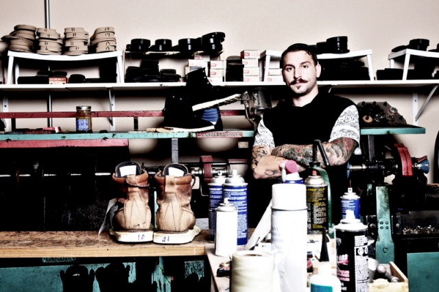 The Shoe Surgeon | Image courtesy of TheShoeSurgeon