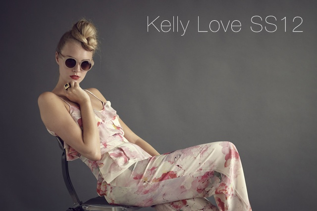 Kelly Love spring/summer 2012 | Image courtesy of Kelly Love