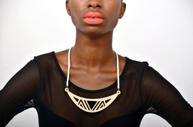Nylon Sky navajo necklace | Image courtesy of Nylon Sky