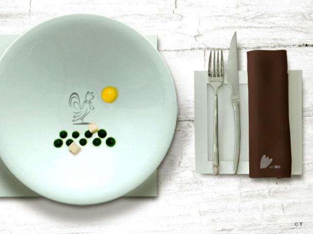 Y – Ylenia Agate Food Designer
