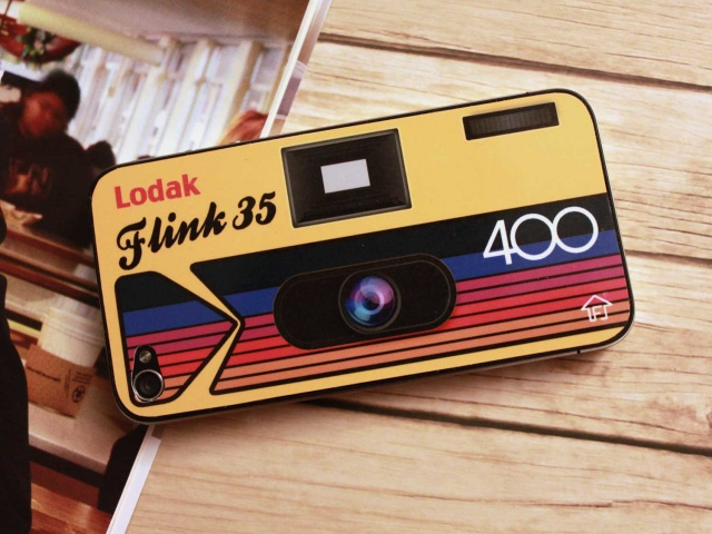 Frabhaus iPhone retro decals