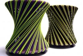 Momo stool by Luciana Gonzalez Franco