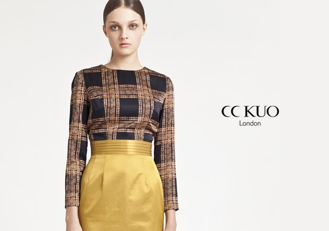 CC Kuo fall/winter 2012 | Image courtesy of CC Kuo