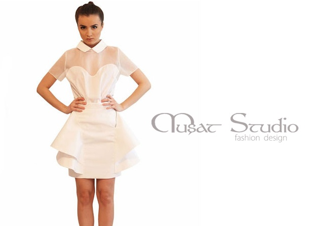 Musat Studio spring/summer 2012 | Image courtesy of Musat Studio