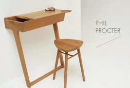 Quello Table and Stool - thumbnail_1