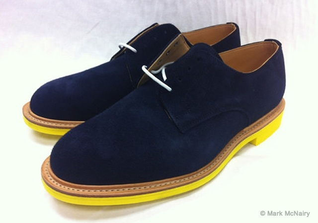 Mark McNairy shoes | Image courtesy of Mark McNairy