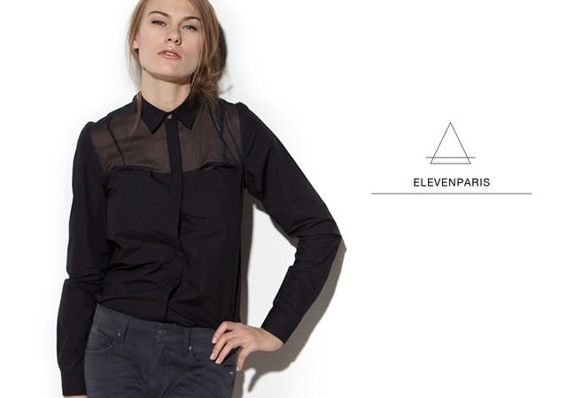 Eleven Paris Casar shirt | Image courtesy of Eleven Paris