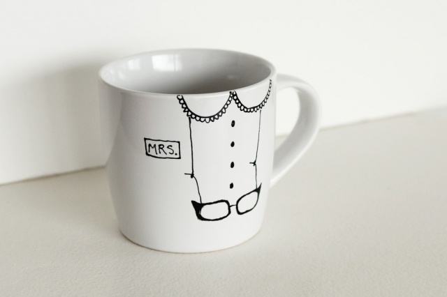 Mr and Mrs Mug | Image courtesy of Oh Leander