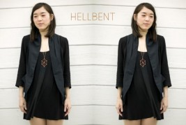 Gioielli geometrici Hellbent - thumbnail_1