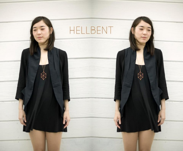 Hellbent geometric jewels | Image courtesy of Beth Naumann