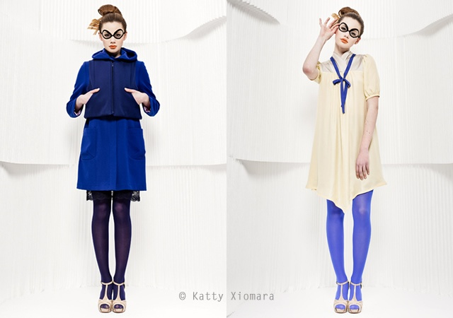 Katty Xiomara autunno/inverno 2012 | Image courtesy of Katty Xiomara