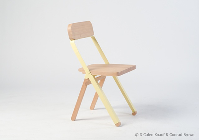 Profile chair | Image courtesy of D Calen Knauf and Conrad Brown