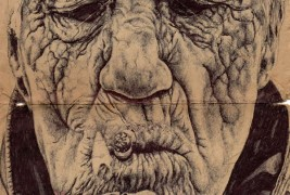Biro pen drawings - thumbnail_14