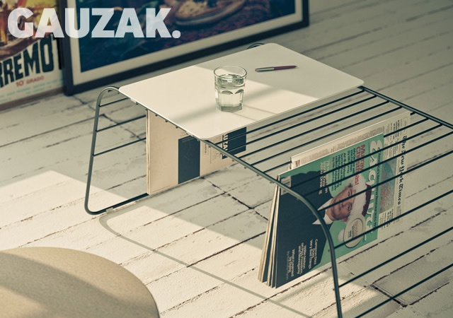 Marc coffee table | Image courtesy of Gauzak