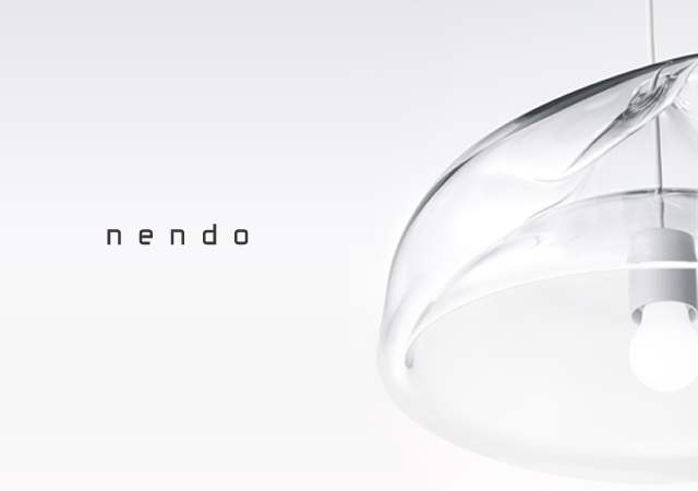 Lampada Inhale | Image courtesy of Nendo