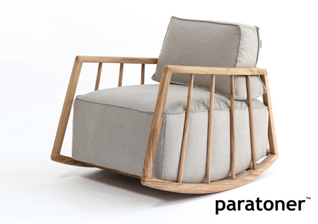 Mama rocking chair | Image courtesy of Paratoner