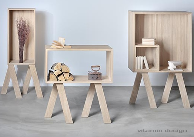 GO Shelf | Image courtesy of Vitamin design