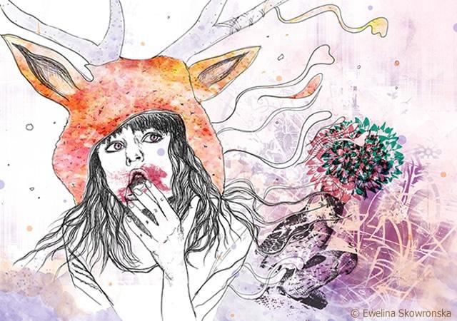 Illustrazioni by Ewelina Skowronska