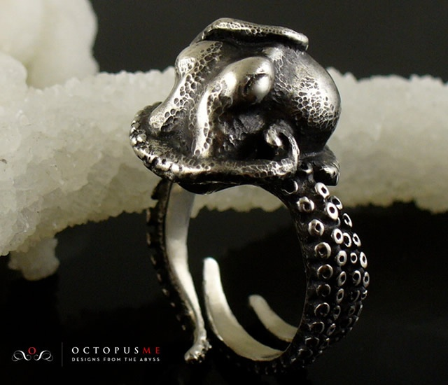 OctopusMe jewels | Image courtesy of OctopusMe