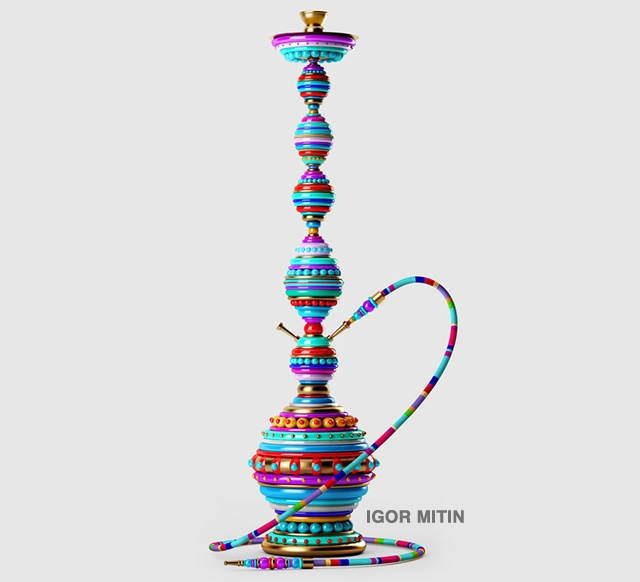 Fun-hookah | Image courtesy of Igor Mitin