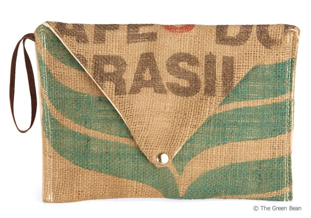 The Green Bean clutch | Image courtesy of ModCloth