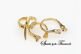 Tooth And Bone Ring Set - thumbnail_1