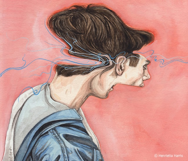 Portraits by Henrietta Harris