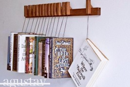 Scaffale porta libri - thumbnail_2