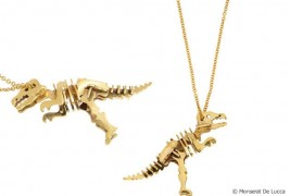 T-rex necklace - thumbnail_2