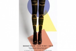 Bauhaus tights by Patternity - thumbnail_4
