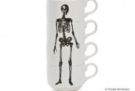 Set tazze scheletro - thumbnail_1