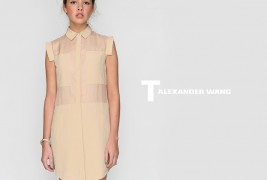 T by Alexander Wang dress - thumbnail_1