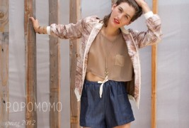 Popomomo spring/summer 2012