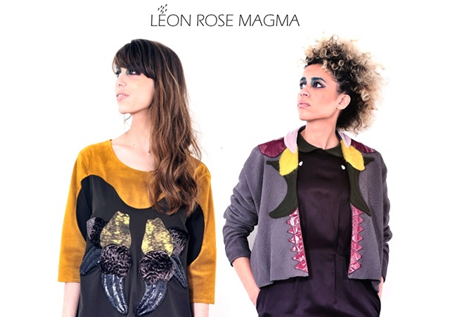 Leon Rose Magma fall/winter 2012 | Image courtesy of Leon Rose Magma